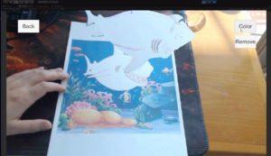 Animation dessin coloriage