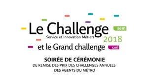 RATP / Soirée cérémonie challenge
