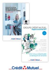 Crédit Mutuel / Rapport annuel