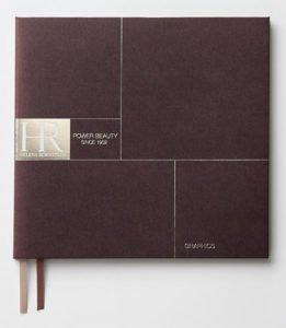 Helena Rubinstein / Charte graphique