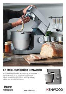 Kenwood / Annonce presse