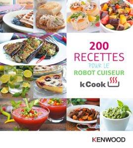 Kenwood / Livre de recettes