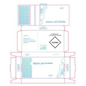 Luxia Scientific / Boîte kit