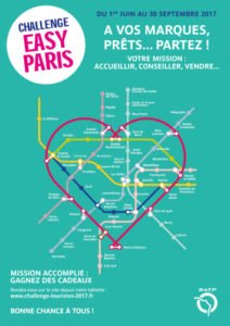 RATP / Challenge Easy Paris