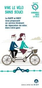 RATP / Partenariat RIDY